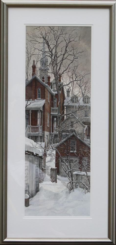 Watercolour Debra Tate Sears